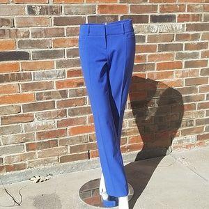 Never Worn-- Beautiful Blue Dress Pants!!💙💙